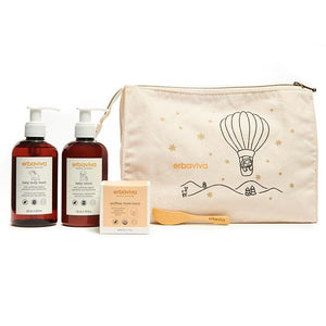 Erbaviva Limited Edition Holiday Baby Gift Set