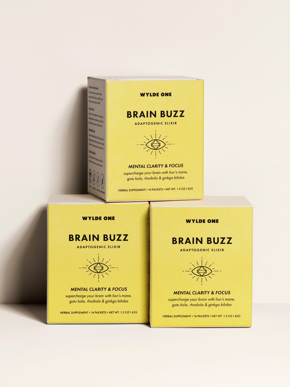 Brain Buzz Adaptogenic Elixir