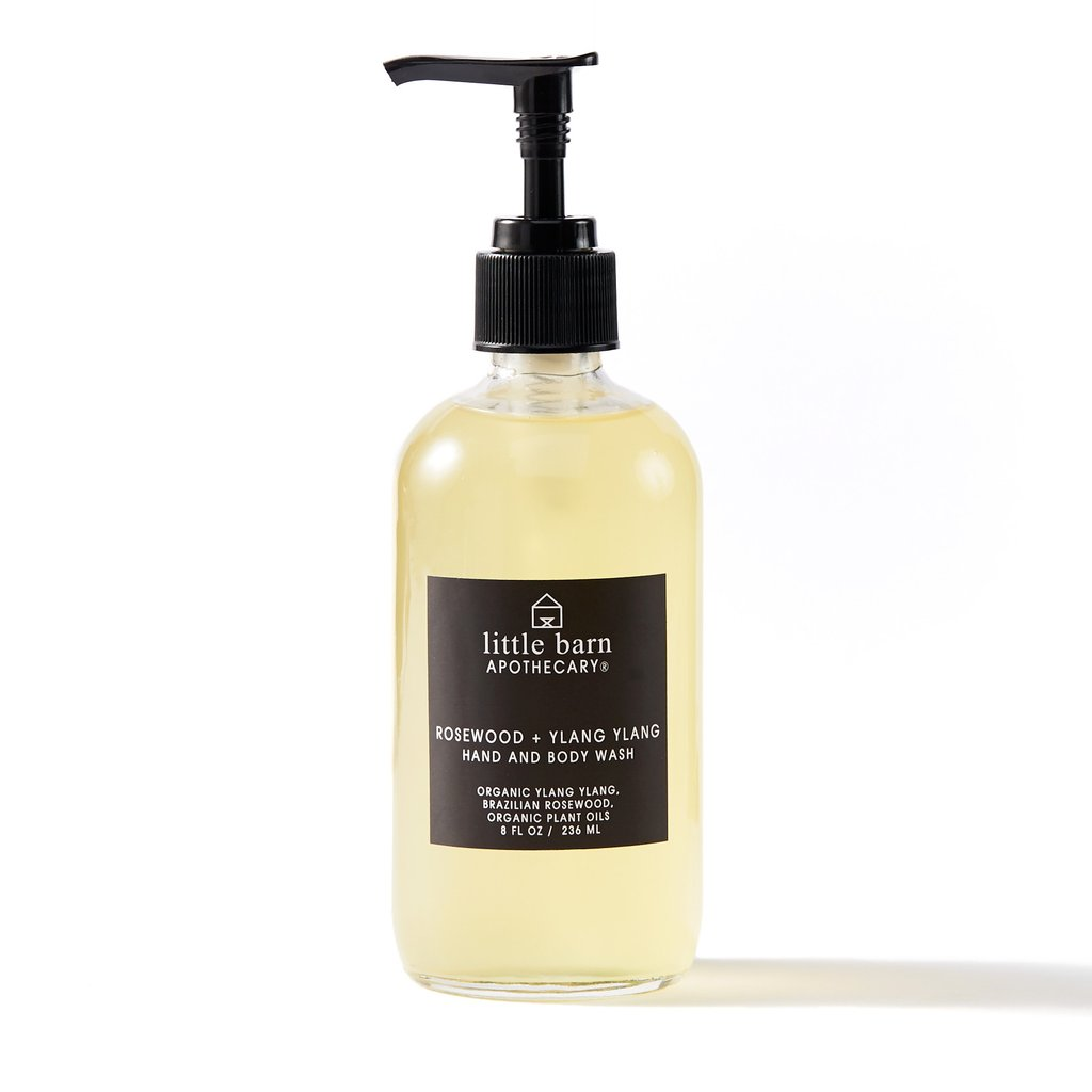 Rosewood + Ylang Ylang Hand and Body Wash