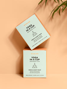 Yoga In A Cup Adaptogenic Elixir