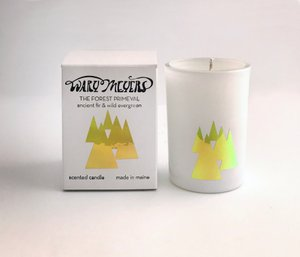 The Forest Primeval Candle