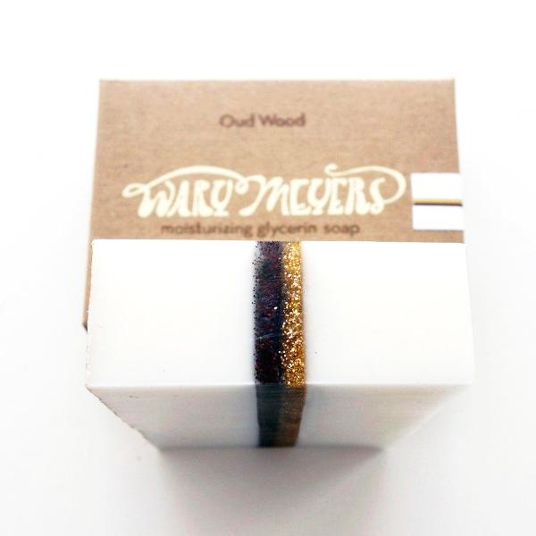 Oud Wood Soap