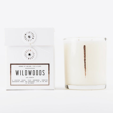 Wildwoods Candle