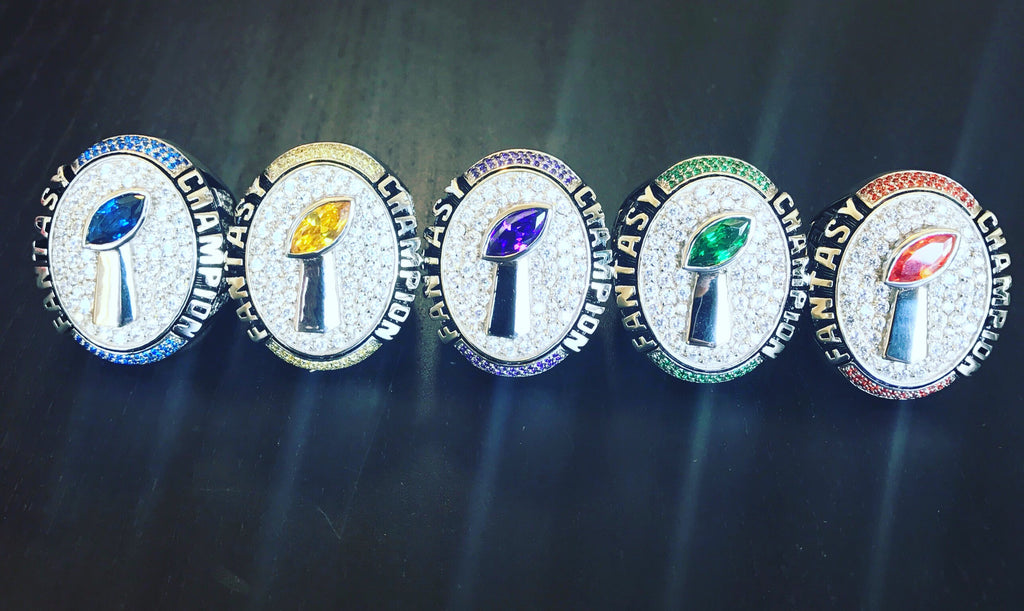 How It Works - Customizing Your Fantasy Championship Ring