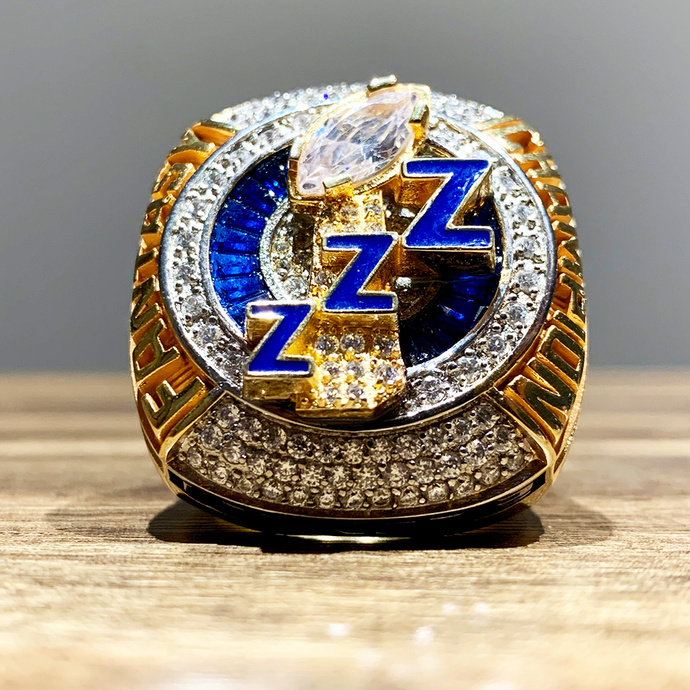 The Legend (100% Customized) - Custom Fantasy Football Championship Rings