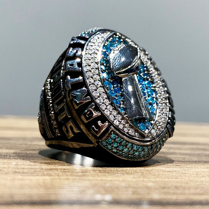 Hall of Fame Ring V2 - Custom Fantasy Football Championship Rings