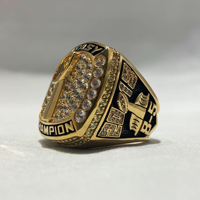 Veteran Ring V1 - Custom Fantasy Football Championship Rings