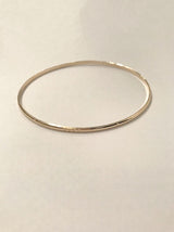 Hannah Naomi - 14K Gold Fill Lined Bangle Bracelet