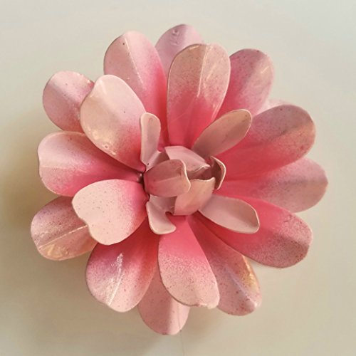 Pink Flower Pin Water Lily