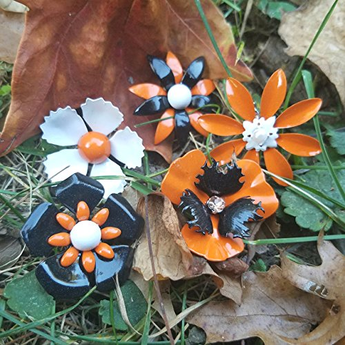 Mini Halloween Brooch Pin Set