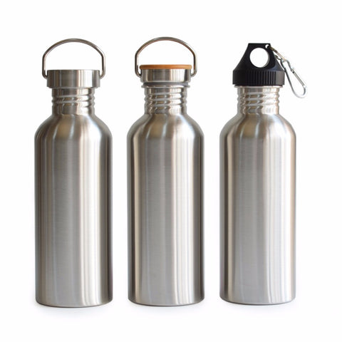 1000ML Stainless Steel Sports Water Bottle