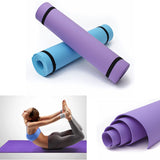 Yoga Mat Non-Slip Body Building Exercise Gym Household Fitness Pad