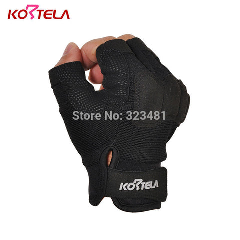 Musculation Training Weightlifting Dumbbell Fitness Gloves Men Crossfit Guantes Half Finger Cycling