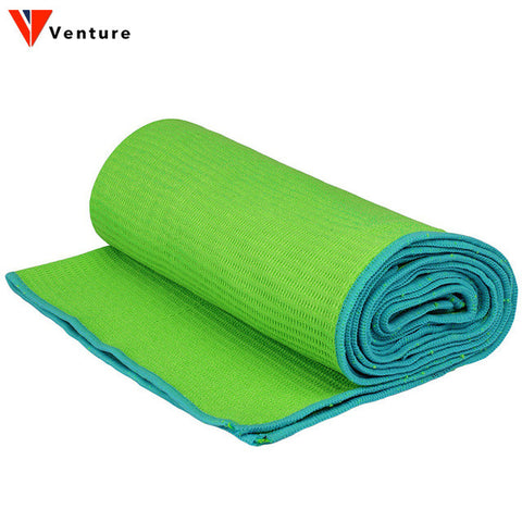 2016 Venture New Yoga Towel Fast Dry Microfiber Absorbent Towel for Hot Yoga,Bikram Yoga,Pilates,Swimming,Sport