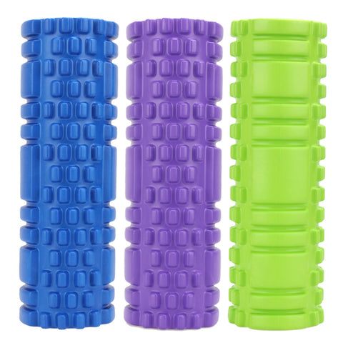 3 Colors Yoga Foam Roller