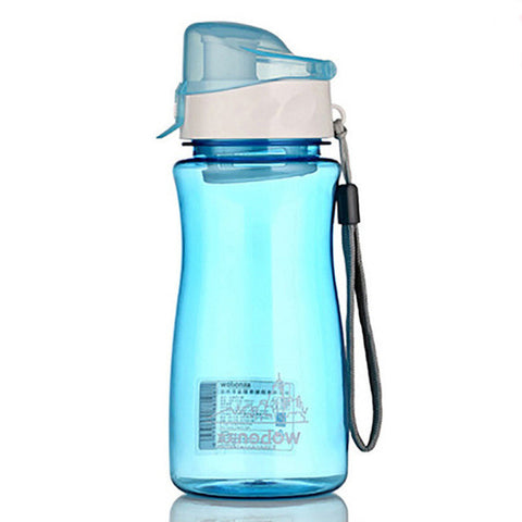 Portable Bottle Outdoor Travel Sport Plastic Water Cup 550ml Direct Drinking