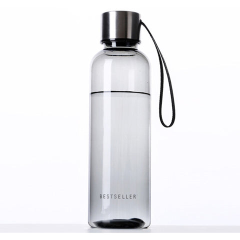 500ML Business stainless steel cover Bottle tea milk Cups outdoor sports camping Cycling