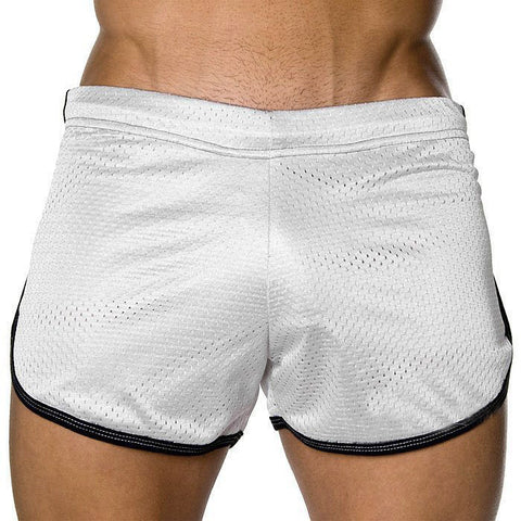 AC Clasic Solid Sport Men's Shorts Fast Dry Retailer Athletic Men's Trunks AC11 On Sale Free Shipping