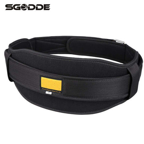 Body Building Fitness Adjustable Weight Lifting Belt