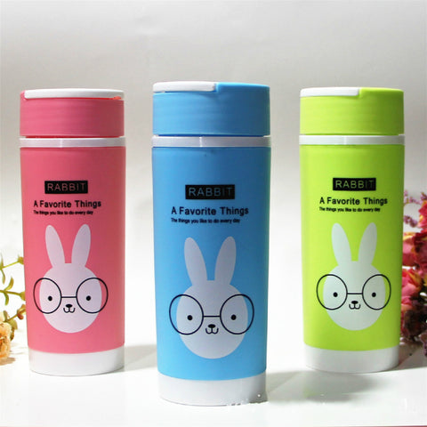 Colorful Cartoon Water Bottle