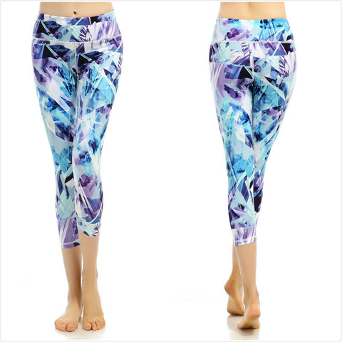 Yoga Compression Capris