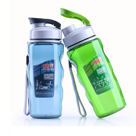 Plastic Bottle Water Sports Bottle bike bottle outdoor camping 470ML