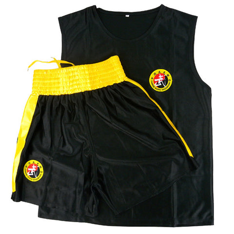 Boxing Jerseys And Trunks Set