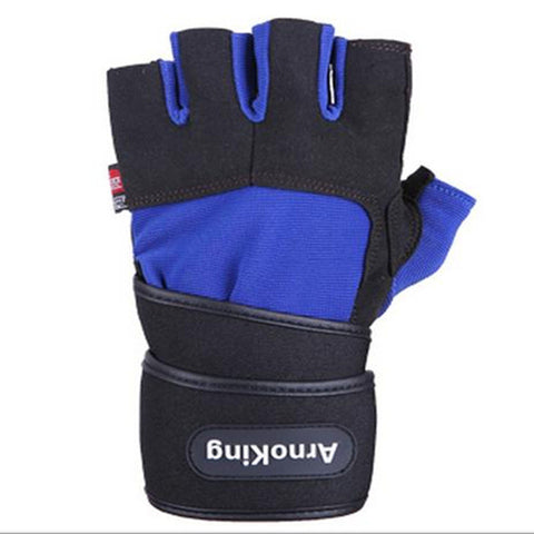 Gym Gloves Weightlifting Dumbbell Barbell Bodybuilding Training Fitness glvoes Sports Crossfit