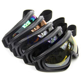Motorcycle Ski Snowboard Sunglasses Goggles Lens Frame Eye Glasses