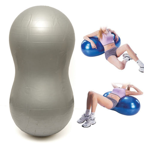 Anti-Burst Yoga Peanut Shape Ball