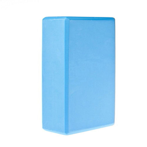 Yoga Block Brick Foaming Foam Home Exercise Practice Fitness Gym Sport Tool