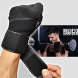 Men Sports Fitness Gym Weight Lifting Crossfit Gloves