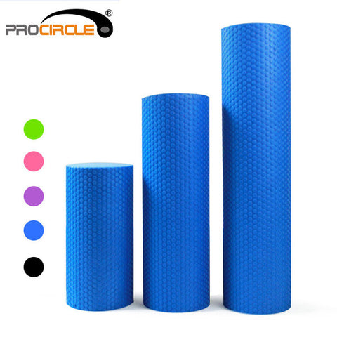 Foam Roller  EVA Floating Point Massage Fitness Muscle Tissue Yoga Pilates Rollers