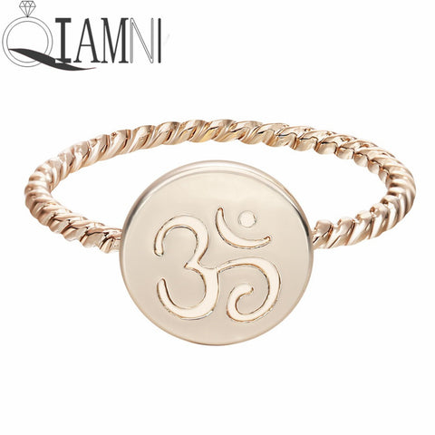QIAMNI Women's Yoga Ring