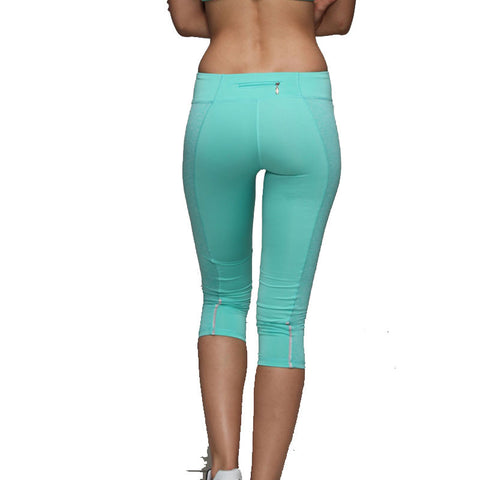 Yoga Pants Sport tights Fitness Leggings Gym Sweatpants Exercise Capris