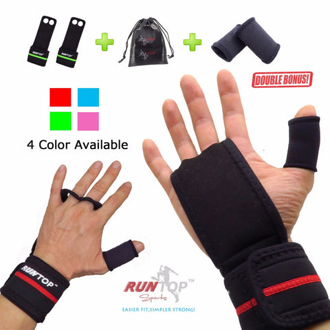 Workout Fitness GYM Weight Lifting Crossfit Straps