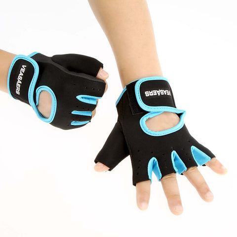 Sport Gloves Men & Women Weightlifting Gym Exercise Training Fitness Gloves Outdoor Cycling Half Finger Gloves