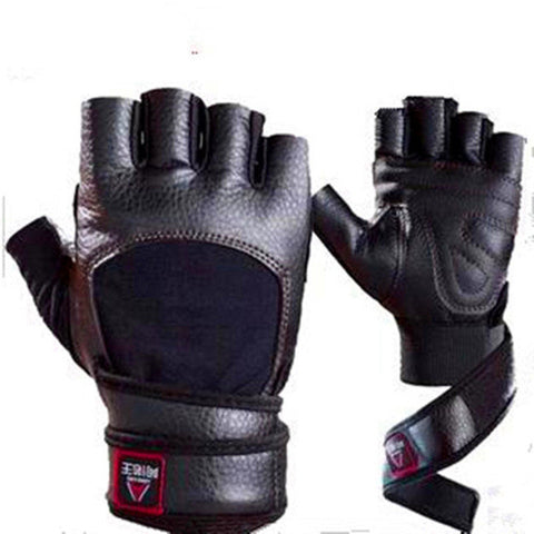 Sports Crossfit  Gloves Gym Gloves Bodybuilding Training Fitness Gloves Weightlifting Dumbbell Barbell workout Glvoes