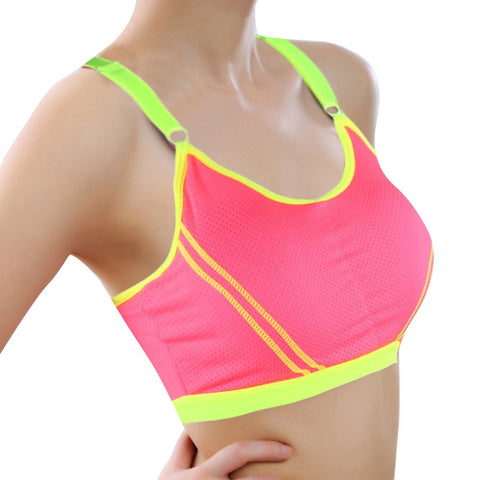 Cotton Push-up Bra For Yoga