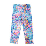 Summer Print Yoga Leggings For Women High Waist Gym Clothing Sports Slimming Pants Workout Sport Fitness Slim Running Clothes
