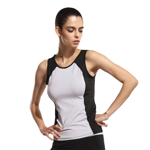 Woman Yoga Tank Tops Sleeveless Fitness For Female Quick Dry Breathable Tank Tops