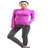 rodex 2015 new winter women's outdoor training and fitness running T-shirt long sleeved sports jacket and fast drying