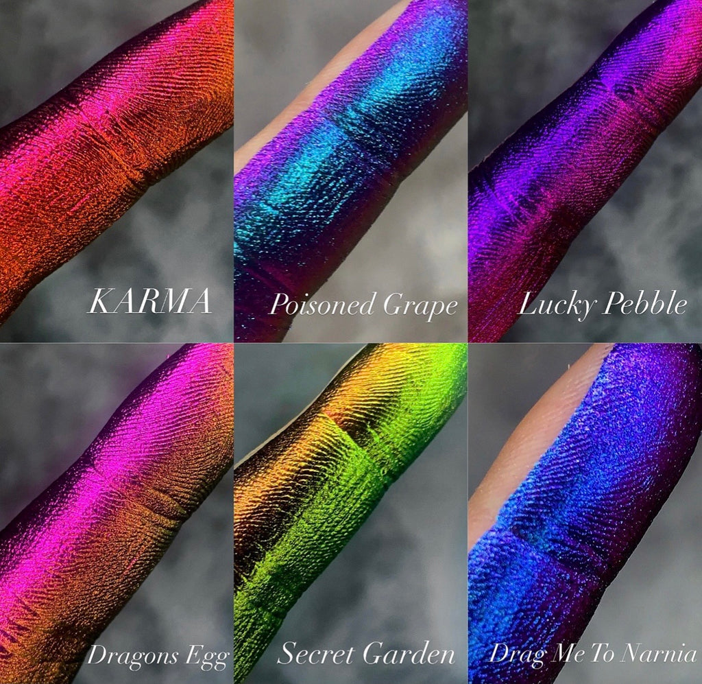 Magic Multichrome pigment set (pre order)