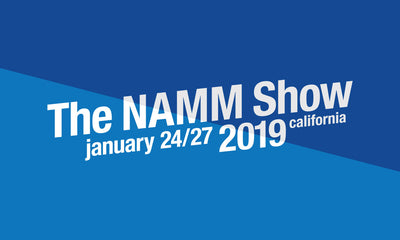 See you at NAMM 2019!