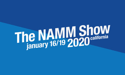 NAMM 2020, see you soon!
