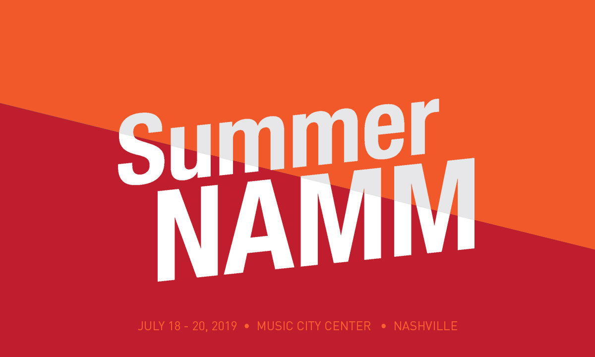 Summer NAMM, see you soon!