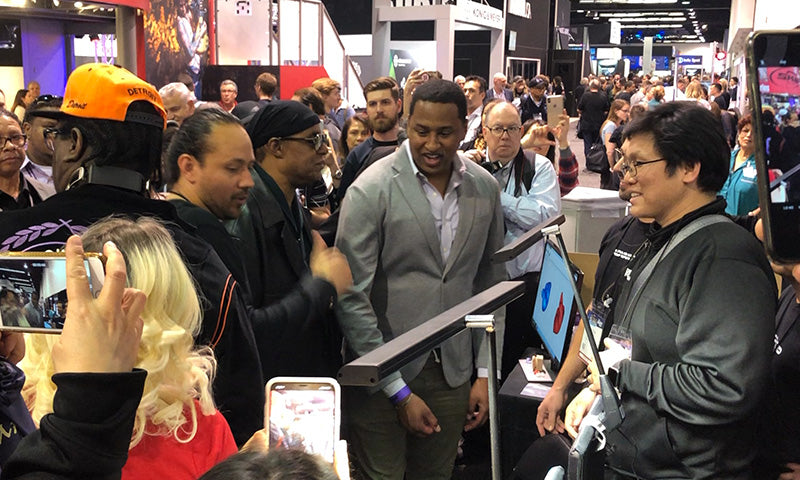 NAMM Winter 2019 - What a Blast!