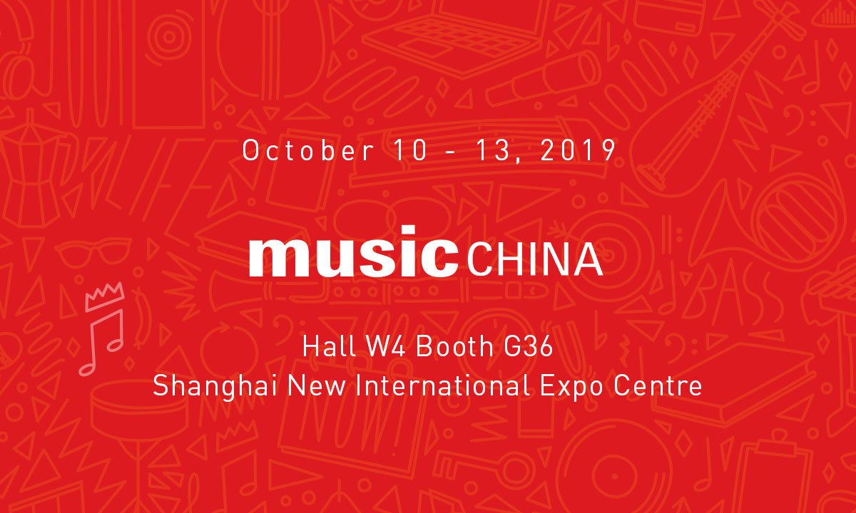See you at Music China 2019!