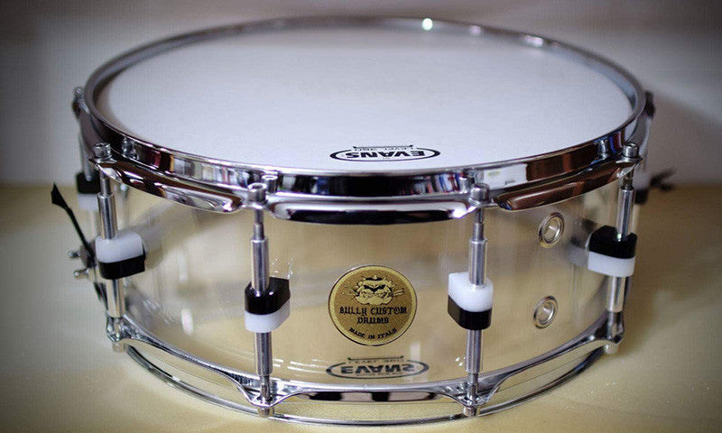 ADVANCED X Bully Custom Drums Collaboration