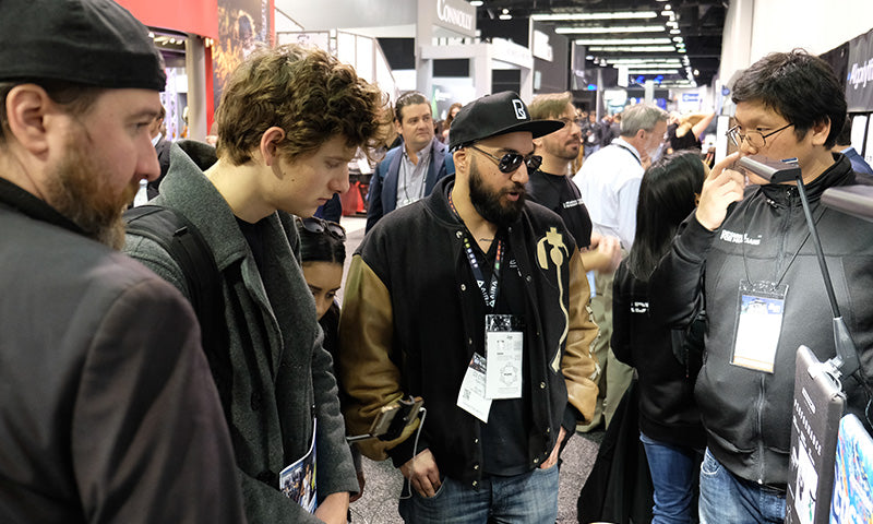 ADVANCED at Winter NAMM 2019 Musicians IEM